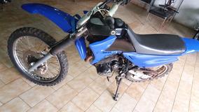 Honda Sahara 350 Pronta Pra Trilha