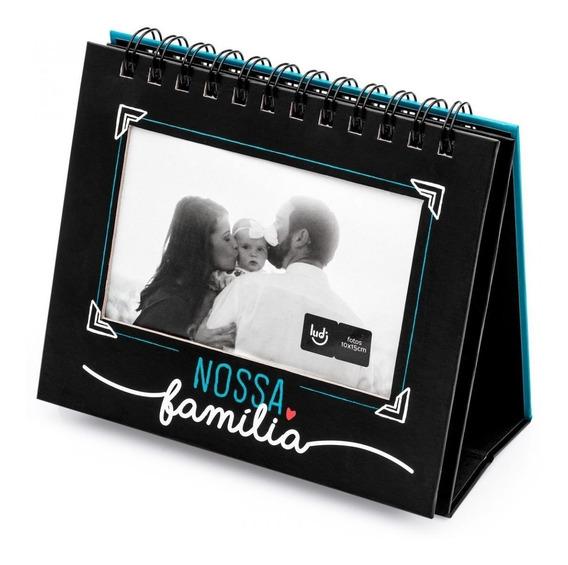 Álbum Porta Retrato Nossa Família