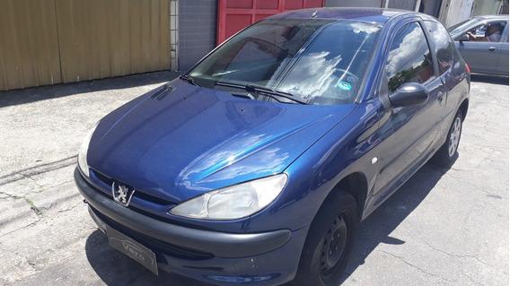 Peugeot 206 1.6 Soleil Completo - 2000