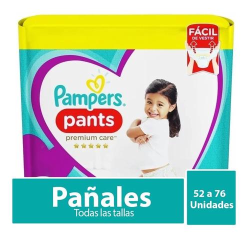 Imagen 1 de 10 de 1 Paquete De Pañales Pampers Pants Todas Las Tallas