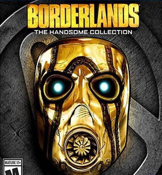 Borderlands The Handsome Collection Remastered-pc-dvd