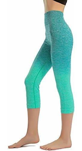 Freeskin Ombre Yoga Pantalones De Yoga Sin Costura Sin Costu