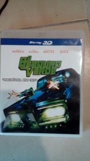 O Besouro Verde. Filme De Ação Em 3d. Blue-ray