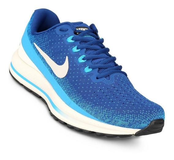 Zapatillas Nike Air Zoom Vomero 13 - Azul Y Celeste