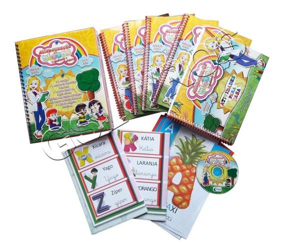 Coleção Alfabetização Em Blocos - 5 A 6 Anos