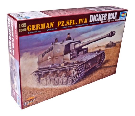 Dicker Max German Pz.sfl. Iva 1:35 Trumpeter 00348