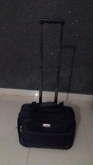 Maletin De Viaje Porta Laptop Y Guarda Ropa Mario Hernandez
