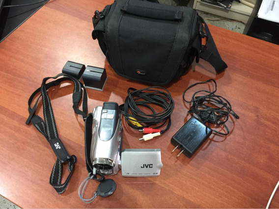 Video Camara Digital Grabadora Jvc Gr-d270u Mini Dv Sd