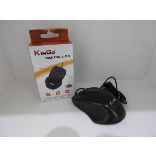 Mouse Óptico Usb Kingo S220