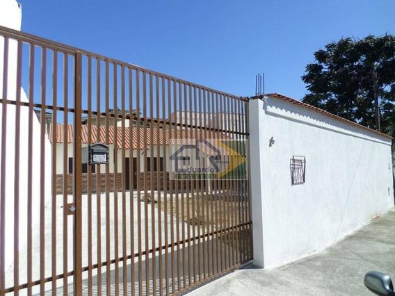 Casa Com 1 Dormitório Para Alugar, 50 M² Por R$ 1.000/mês - Jardim Vitória - Suzano/sp - Ca0215