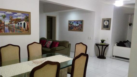 Apartamento Com Lazer Completo A Venda Na Praia Do Guaruja - Fl0007