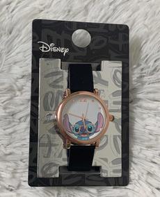 9ed4c9949 Bonito Reloj Stitch De Disney Store Envío Gratis