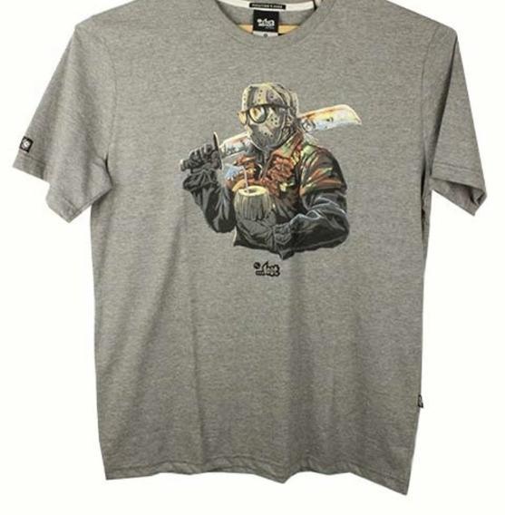 Camisa Jason Voorhees Marca Globe