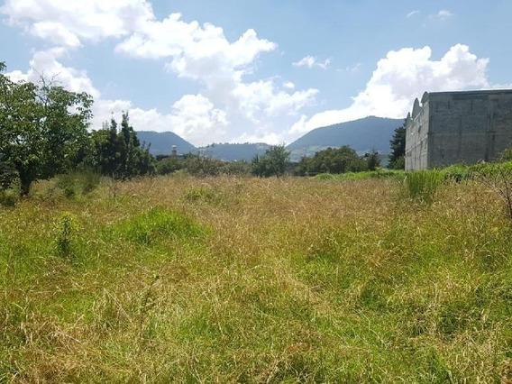 Terreno Habitacional En Venta En Narciso Bassols, Tenango Del Valle, México