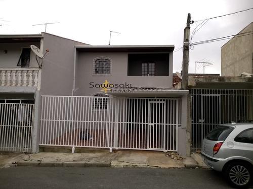 Sobrado A Venda No Bairro Boqueirão Em Curitiba - Pr.  - S-2265-1