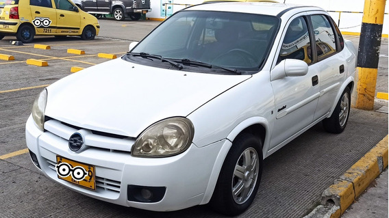 Chevrolet Chevy C2 Blanco 2006