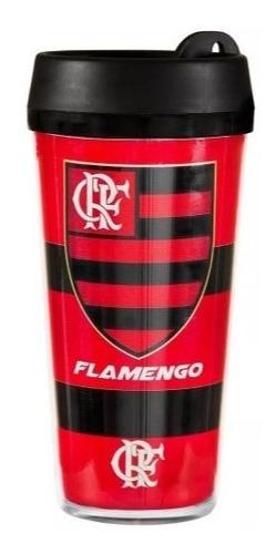 Copo Térmico 500ml Flamengo