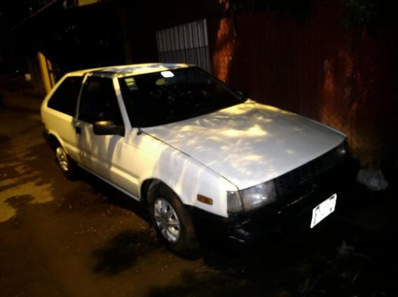 Mitsubishi Año 1989, 2 Puertas. Al Día Rtv, Marchamo