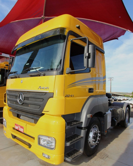 Mercedes-benz Axor 2041 - 2013/13 - 4x2 (bap 3369)