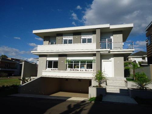 Casa Com 3 Dormitórios À Venda, 450 M² Por R$ 2.800.000,00 - Mossunguê - Curitiba/pr - Ca0292