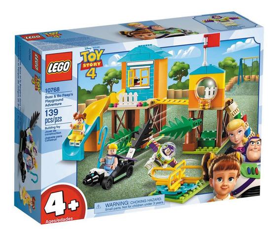 Lego Juniors - Disney - Toy Story 4 - Playground Do Buzz E B