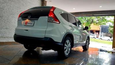 Honda Cr-v 2.0 Lx 4x2 Flex Aut. 5p - 2014