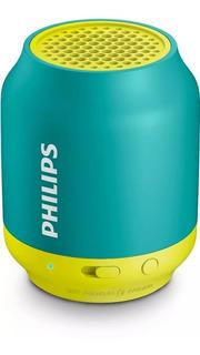 Parlante Inalámbrico Bluetooth Philips Bt25a/00 Portatil