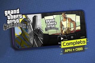 Grand Theft Auto: San Andreas Movil