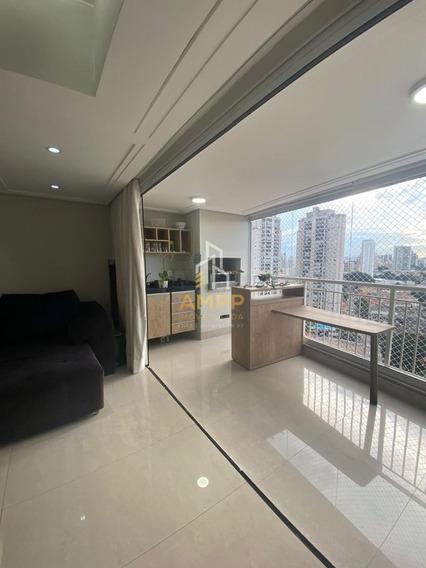 Apartamentos - Residencial - Tatuapé Condominium Club - 960