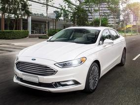 Ford Fusion 2.0 Sel Ecoboost Aut. 4p Branco 2016/17 3700 Km