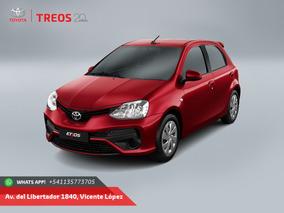 Toyota Etios Xls 5 Puertas A/t 0km