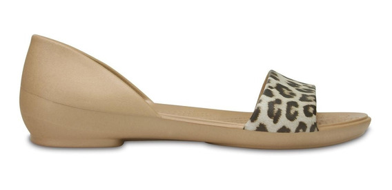 Crocs - Lina Graphic Leopard_204362-90l