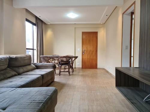 Apartamento Com 3 Dormitórios - Venda Por R$ 560.000,00 Ou Aluguel Por R$ 3.300,00/mês - Boqueirão - Santos/sp - Ap2623