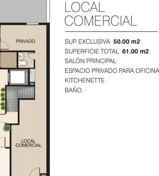 Callao 1337-local Comercial-barrio Lourdes