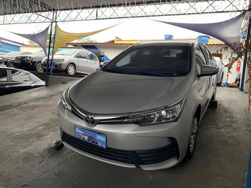 Toyota Corolla 1.8 16v Gli Flex 4p 2018