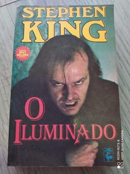 Livro O Iluminando - Stephen King Best Sellers Literatura