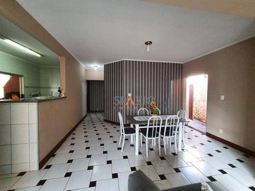 Imagem 1 de 14 de Casa Com 2 Dormitórios À Venda, 134 M² Por R$ 266.000,00 - Jardim Novo - Rio Claro/sp - Ca0538