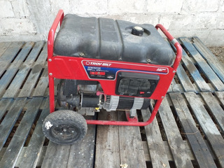 Generador De Luz Troy-bilt 5000 Watts 6250 Starting W.