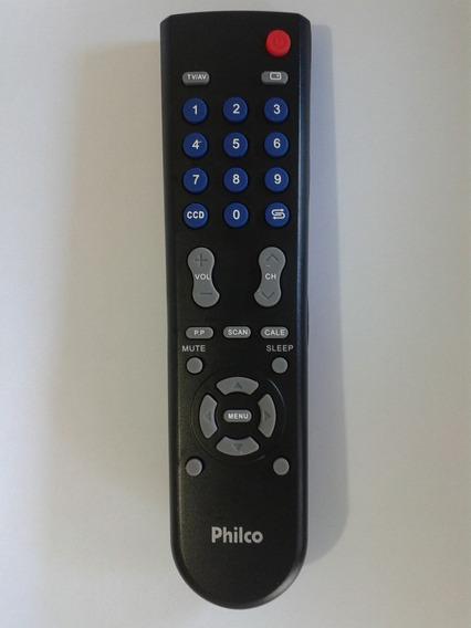 Controle Remoto Original Tv Philco