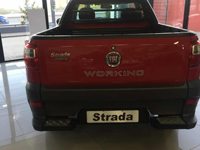 Fiat Strada 1.4 Working Cs 2018