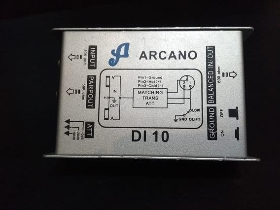 Directbox Arcano Di 10 Passivo Usado Em Excelente Estado