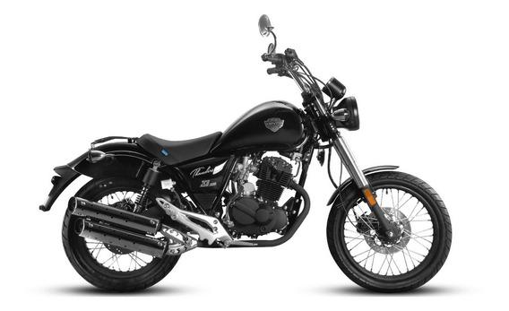 Motocicleta Vento Thunder Star 250 Cc Placas Y Casco Gratis