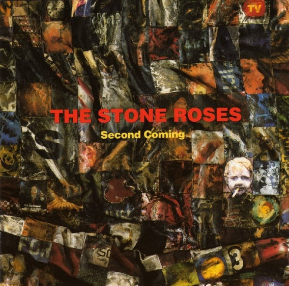 The Stone Roses - Second Coming Cd Usa