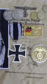 Cruz De Ferro Da 2° Guerra Escolha A Sua.