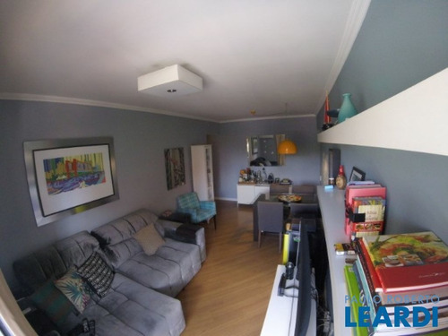 Imagem 1 de 15 de Apartamento - Granja Julieta  - Sp - 626960
