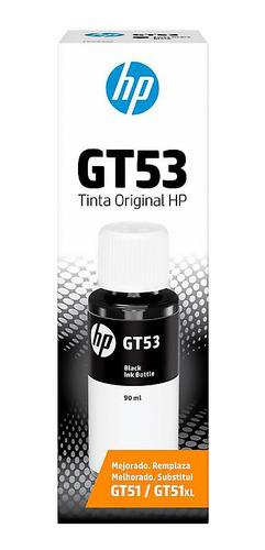 Tinta Original Hp Gt53 Negro 90ml Para Gt5820 315 410 415