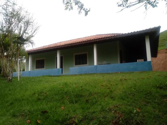 Linda Propriedade Em Paraibuna Sp Com Casa Sede, 2 Casas