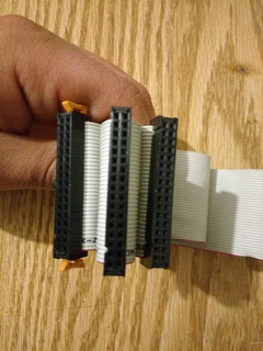 Cable Ribbon Para Floppy Diskette