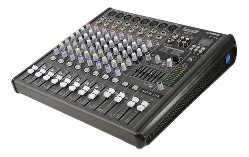 8fx Dj Pro (consola) Y Kit De Microfonos Inalambricos.