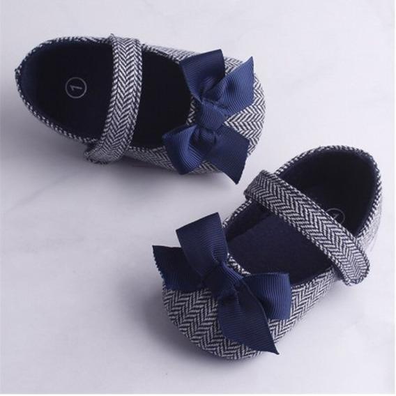 Sapato Feminino Infantil Sapatinho Bebe Menina Sapatilha